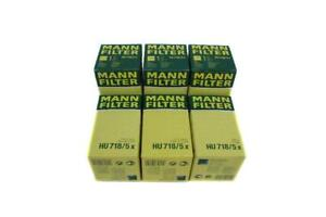 Mercedes-Benz Oil Filters 6 Pack