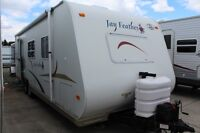 2004 JAYCO FEATHER LGT  26S