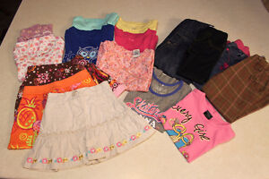 Little Girl Clothing lot, size 24 month