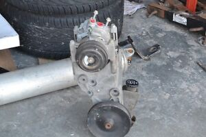 AIR COND. COMPRESSOR & POWER STEERING UNIT ASSEMBLY 1500 PICKUP London Ontario image 1