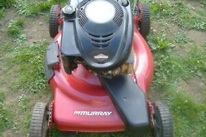 MURRAY SELF-PRO GAS MOWER/6HP.