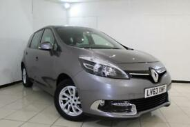 2013 63 RENAULT SCENIC 1.5 DYNAMIQUE TOMTOM ENERGY DCI S/S 5DR 110 BHP DIESEL