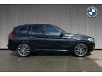 2019 BMW X3 X3 xDrive20i M Sport Auto Estate Petrol Automatic