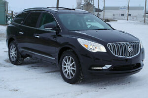 2017 Buick Enclave Leather/Heated Steering Wheel/Low kms $46,943