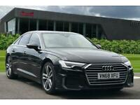 2018 Audi A6 S line 40 TDI 204 PS S tronic Auto Saloon Diesel Automatic