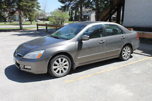2006 Honda Accord EX V6 Sedan - SAFETIED