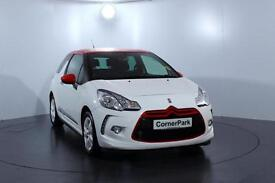 2014 CITROEN DS3 E-HDI DSTYLE RED HATCHBACK DIESEL