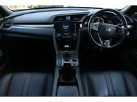 2017 Honda Civic 1.0 VTEC Turbo EX 5dr Hatchback Petrol Manual