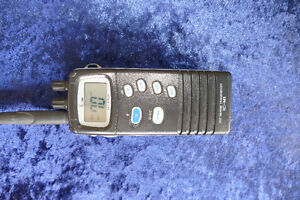 VHF ICOM M1 Waterproof Handheld with accessories (see pictures)