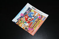 3DS-MARIO AND SONIC AT LONDON 2012 OLYMPICS (MANUAL ONLY)