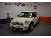 2011 MINI HATCH ONE HATCHBACK PETROL