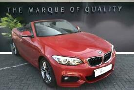 image for 2019 BMW 2 Series 225d M Sport 2dr [Nav] Step Auto Convertible Diesel Automatic