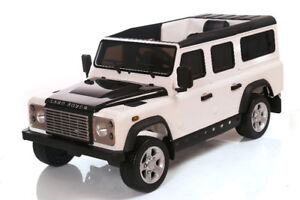ONE WEEK FACTORY SALE! KIDS ELECTRIC RIDE ON CAR - LAND ROVER