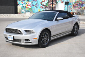 2014 Ford Mustang Convertible - 6 Speed V6
