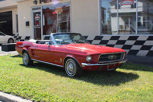Ford Mustang Convertible 1967  -289PC-