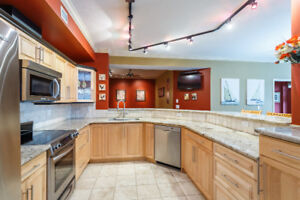 Fully Renovated Waterfront Unit!