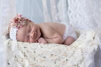 Nanaimo Newborn and Baby Photography