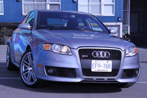 2007 Audi RS4 91k+ km - $36900 (North Vancouver)