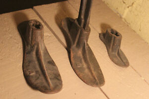 The Globe Cobbler - Molds For Making Shoes