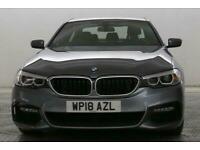 2018 BMW 530I 2.0 M Sport Auto Saloon Petrol Automatic