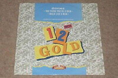 "12"" Single  -  DIVINE -  YOU THINK YOU'RE A MAN    OG4157"