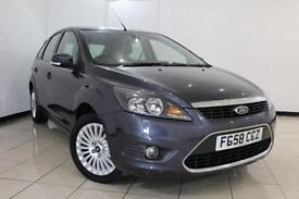 2009 58 FORD FOCUS 1.6 FORD FOCUS 3DR