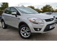 2009 Ford Kuga 2.0 TDCi Zetec 5dr 5 door Estate