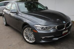 2014 BMW 3 Series 328i xDrive Luxury Package Nav Back camera Sun