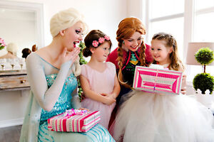 Invite Elsa and Anna to your child's birthday party! Kitchener / Waterloo Kitchener Area image 3