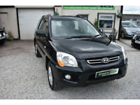 Kia Sportage 2.0 2WD XE 5 DOOR BLACK 2010 MODEL +BEAUTIFUL+