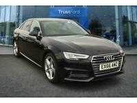 2016 Audi A4 2.0 TDI 190 S Line 4dr S Tronic *** TOW BAR FITTED ** Semi-Auto S