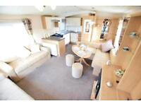 *FABULOUS 3 BEDROOM STATIC CARAVAN ON A STUNNING 5 STAR HOLIDAY PARK