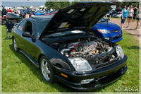 1997 Honda Prelude h22a turbo Coupe (2 door)