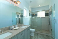 Have Kingstree plumbing build your dream bathroom.