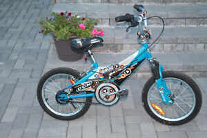 """Boy's Bike with 16"""" tires in EXCELLENT CONDITION"""