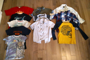 Set vetements garcon 6 ans - Set of clothes for 6 year boy