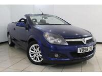 2009 58 VAUXHALL ASTRA 1.8 TWIN TOP SPORT 3DR 140 BHP