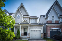 Quaint Three-Bedroom Detached Home in Brooklin-Available Now