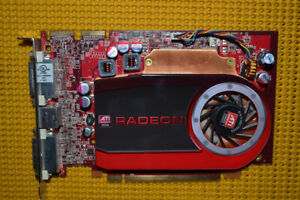 ATI Radeon 4670 Graphics Card