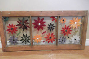 Cut / Stained Glass Window