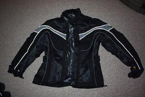 Women's 2 in 1 Airglide Motorcycle Jacket