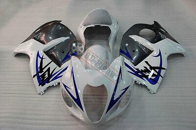 Motorcycle ABS Fairings Body Work Kits Set fit Suzuki GSX1300R Hayabusa 08-14