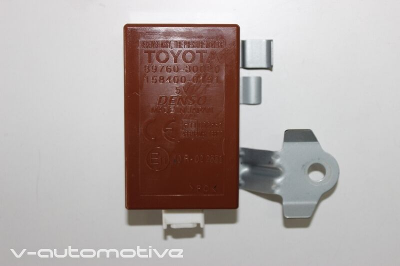 2006 LEXUS GS 300 350 430 460 450H / TIRE PRESSURE MONITOR RECEIVER 89760-30020
