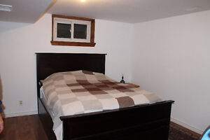 Large room with attached bathroom and shared living space Peterborough Peterborough Area image 2