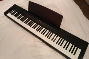 Yamaha P80 keyboard piano