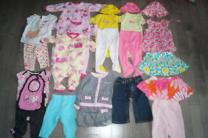 6-12 months baby girl clothes