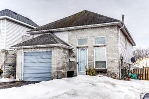 $419,500 JUST LISTED 3 Bedroom Raised Bungalow in Courtice