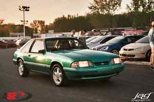 Ford mustang Fox body 1992 West Island Greater Montréal image 1