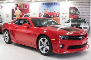 2010 Chevrolet Camaro 2SS with Ground Effects Pkg Coupe