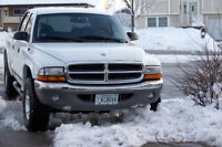 2003 Dodge Dakota Pickup Truck Mec A1